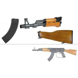 KIT TIPPMANN A5 AK47 BOIS
