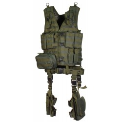 GILET UTG ULTIMATE TACTICAL GEAR OD