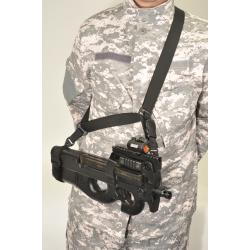 SANGLE SWISS ARMS 3 POINTS POUR P90
