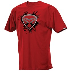 TEE SHIRT DYE DM2 ROUGE S