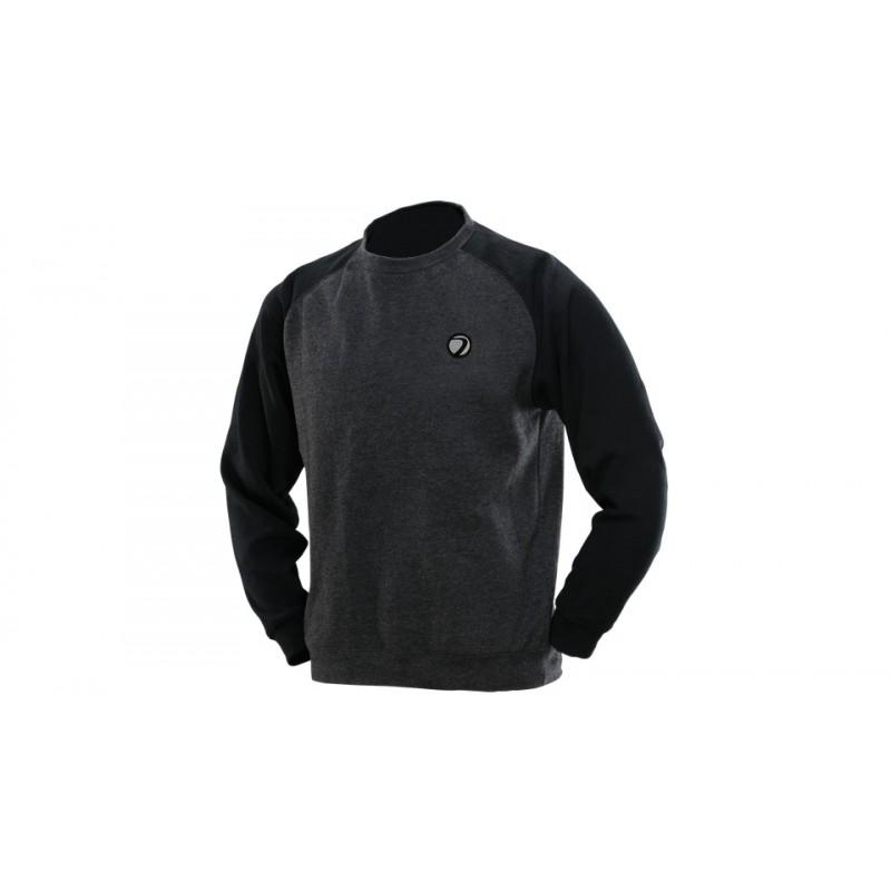 SWEAT SHIRT DYE CREW GRIS SPBG 62Sweat shirt