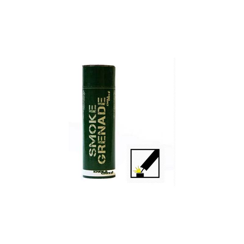FUMIGENE FRICTION LARGE BLANCPBG 62 PaintballGrenades et Fumi