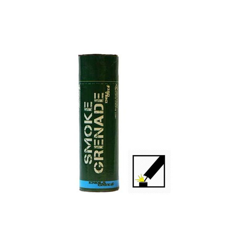 FUMIGENE FRICTION LARGE BLEUPBG 62 PaintballGrenades et Fumi