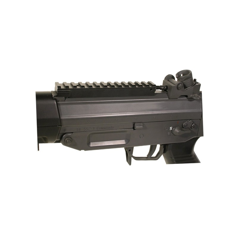 RAIL DE MONTAGE SWISS ARMS POUR SIG 550,551,552PBG 62 PaintballRails et accessoires tactiques