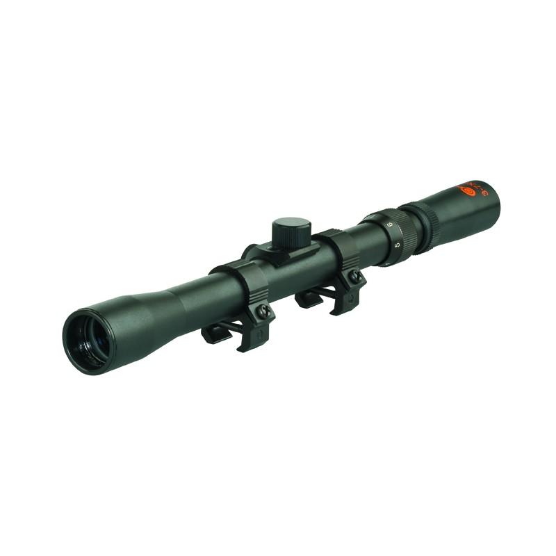 LUNETTE SWISS ARMS 3-7X20 AVEC 2 RAILS RISPBG 62