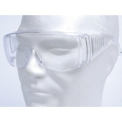LUNETTES DE PROTECTION SWISS ARMS BLANCHE CLAMPACKPBG 62Protection du visage