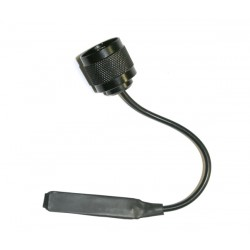 CONTACTEUR LAMPE TACTICAL 5 LEDS