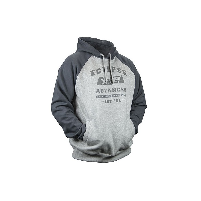SWEAT HOMME ECLIPSE CAMPUS GREY/CHARCOAL S