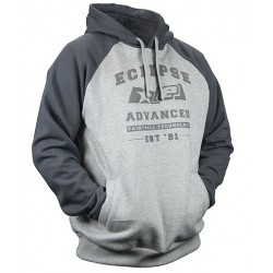 SWEAT HOMME ECLIPSE CAMPUS GREY/CHARCOAL XXL