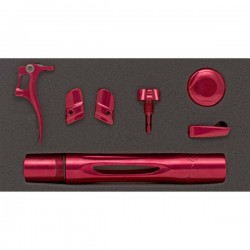 SHOCKER XLS ACCENT COLOR KIT GLOSS RED