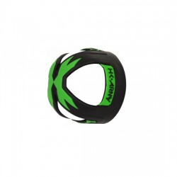 GRIP HK ARMY VICE BOUTEILLE - NOIR / NEON GREEN