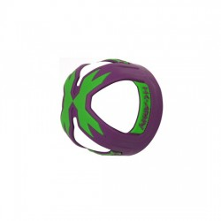GRIP HK ARMY VICE BOUTEILLE - VIOLET / NEON GREEN