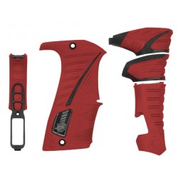 GRIP ECLIPSE KIT GEO3.1/3.5 LV1 ROUGE