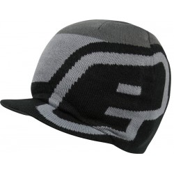 BONNET ECLIPSE STAPLE VISOR NOIR GRIS