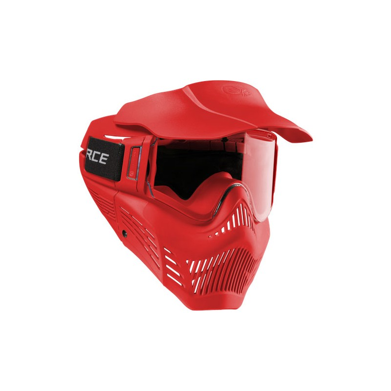 MASQUE VFORCE ARMOR ROUGE