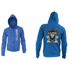 SWEAT DLX LUXE SNOW PATROL TEAL M