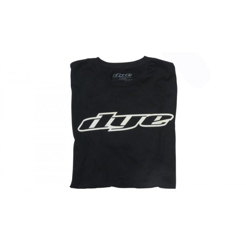 TEE SHIRT DYE LOGO NOIR MPBG 62Tee shirts