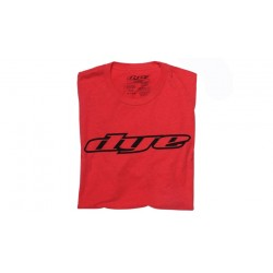 TEE SHIRT DYE LOGO ROUGE XL