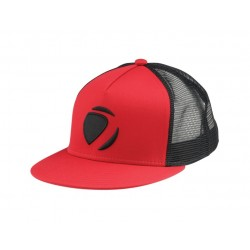 CASQUETTE DYE ICON SNAP ROUGE OS