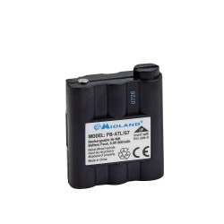 BATTERIE MIDLAND PB ATL/G7 RECHARGEABLE 800 MAH NI-MH POUR G