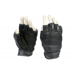 MITAINES DYNEEMA ANTICOUPURE CUIR DOUBLE AVEC PROTECTION - T