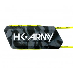 BALL BREAKER HK ARMY CONDOM CHARCOAL (BLACK/GREY SWIRL)