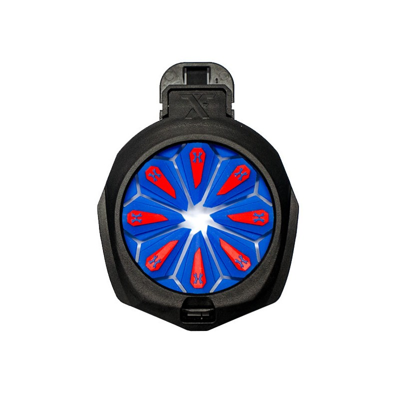 SPEED FEED HK ARMY TFX EPIC PATRIOT BLUE RED