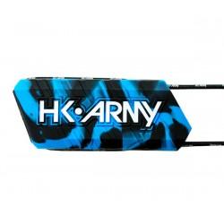 BALL BREAKER HK ARMY CONDOM ARCTIC (BLUE/BLACK SWIRL)