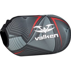 HOUSSE VALKEN 1.1L VEXAGON ROUGE GRIS