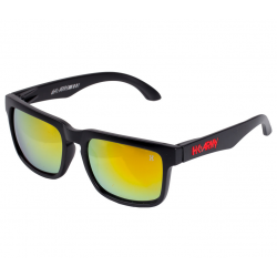 LUNETTES HK ARMY STEALTH (BLK/RED)