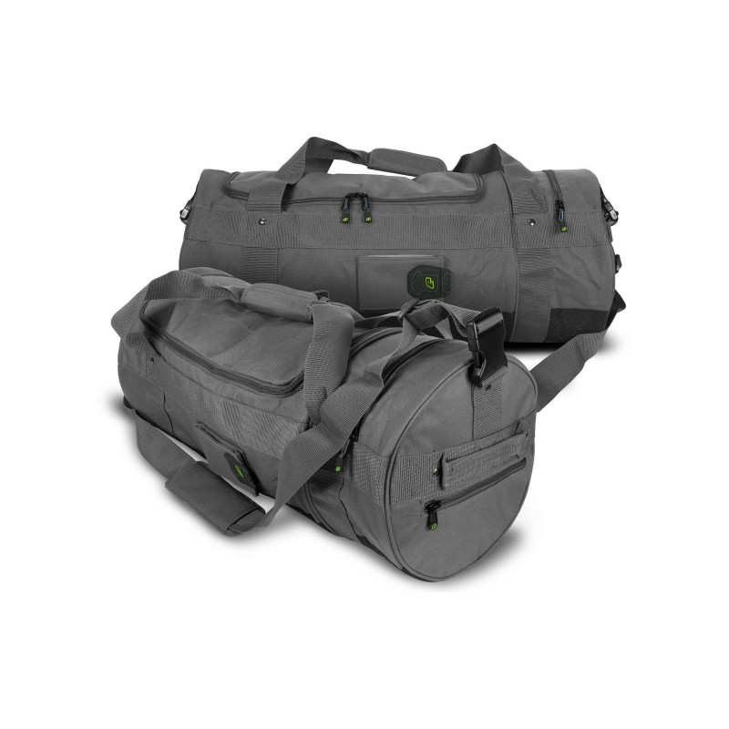 SAC PLANET ECLIPSE HOLDALL CHARCOAL