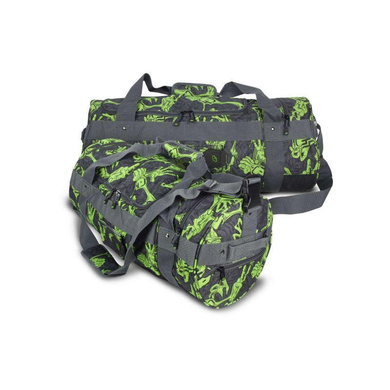 SAC PLANET ECLIPSE HOLDALL STRETCH POISON