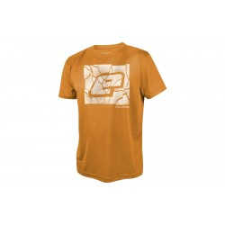 TEE SHIRT HOMME ECLIPSE BREAKER ORANGE XL