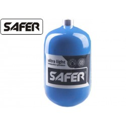 BOUTEILLE AIR SAFER 1.2 L KEVLAR 4500 PSI BLEU