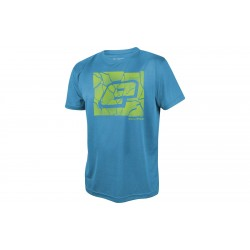 TEE SHIRT HOMME ECLIPSE BREAKER CYAN 4XL