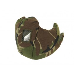 MASQUE WOODLAND TACTICAL HALF FACE PROTECTION