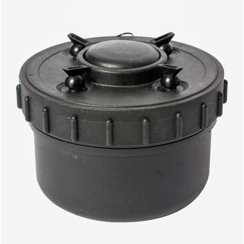 MINE CO2 S-THUNDER NOIR LIQUIDE OU POUDREPBG 62 PaintballGrenades et Fumi