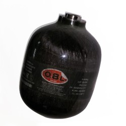 BOUTEILLE AIR CARNAGE 0.8 L CARBONE