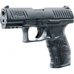 PISTOLET A BLANC WALTHER PPQ M2 9MM