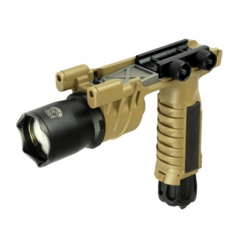 LAMPE LED S&T M910 AVEC POIGNEE TANPBG 62Poignées et bi pieds
