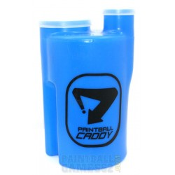 PAINTBALL CADDY BLEU