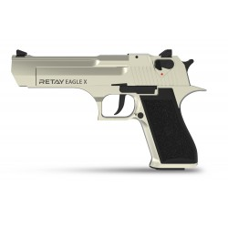 PISTOLET A BLANC RETAY EAGLE SATIN 9MM