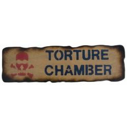 PANNEAU TORTURE CHAMBER
