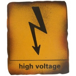 PANNEAU HIGH VOLTAGE