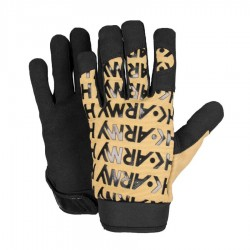 GANTS HK ARMY HSTL LINE TAN/BLACK L