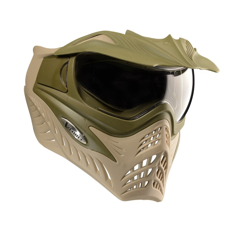 MASQUE THERMAL VFORCE GRILL SWAMPPBG 62 PaintballMasques Vforce