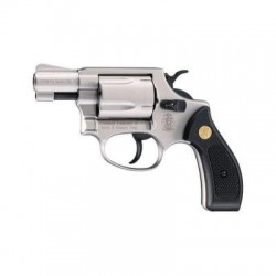 PISTOLET A BLANC SMITH & WESSON CHIEFS CHROME 9MM