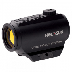 HOLOSUN POINT ROUGE REGLABLE