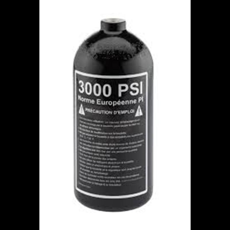 BOUTEILLE AIR MILOPS 0.8 L ALU 3000 PSI