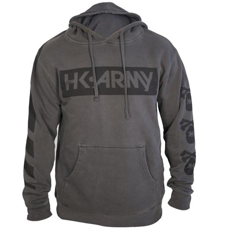 SWEAT HK ARMY OFF-BREAK CHARCOAL XLPBG 62 PaintballSweat shirt